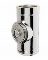 360 mm Element met waterdicht luik M/V  Ø230mm