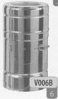 360 mm Speciaal element (1), diameter 400 mm  Ø400mm