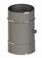 250 mm Element met 1 testaansluiting M/V  Ø250mm