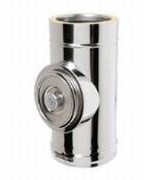 360 mm Element met waterdicht luik M/V  Ø550mm