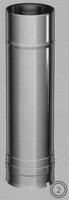 500 mm Element, diameter 060/100 mm  TWIN /p.stuk