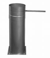 Steun: telescopische steun voor 60-1080 mm  Ø150mm