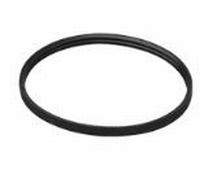 Ring: dichtingsring zwart (binnen al-bi)  Ø80mm