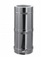 250 tot 480 mm Telescopisch element M/V  Ø300mm