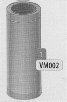 720 mm Element, diameter 120 mm  DWmammoet/p.st