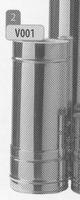 500 mm Element, diameter 180 mm  Ø180mm