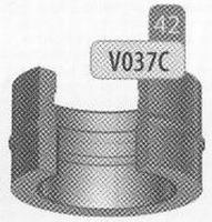 Aansluitstuk: multi-doeleind, diameter 300 mm  Ø300mm
