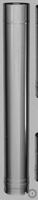 1000 mm Element, diameter 080/125 mm  TWIN /p.stuk