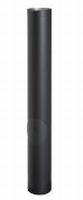2000 mm Element in 1 stuk V/V met luik & condensring  Ø180mm