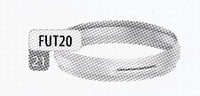 Klemband, diameter 180 mm  Ø180mm