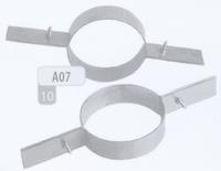 Beugel: Ophangbeugel, diameter 100 mm  FLEX / p.stuk