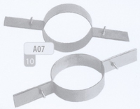 Beugel: Ophangbeugel, diameter 125 mm  FLEX / p.stuk