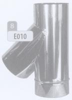 T-stuk 135 graden, diameter 180 mm  FLEX / p.stuk