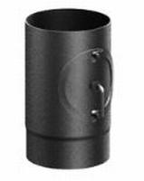 0500 mm Element M/V met kijkluik en regelklep   Ø150mm