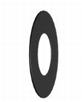 Rozet: (2) breedte 85 mm   Ø180mm