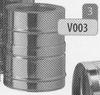 250 mm Element, diameter 400 mm DW/p.stuk