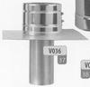 Vertrekplaat, diameter 400 mm DW/p.stuk