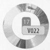 Kraag: stormkraag, diameter 550 mm Ø550mm