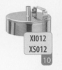 Dop met afloop, diameter 130 mm Tisend DW/pst