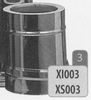250 mm Element, diameter 130 mm Tisend DW/pst