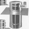 Vertrekplaat dubbel/dubbel, diameter 150 mm Ø150mm