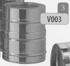 250 mm Element, diameter 200 mm DW/p.stuk