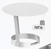 Kap: standaard regenkap, diameter 130 mm FU-TITAN/p.stuk