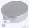 Dop voor T-stuk, diameter 125 mm FLEX / p.stuk