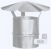 Kap: Regenkap voor enkelwandige buis, diameter 200 mm FLEX / p.stuk