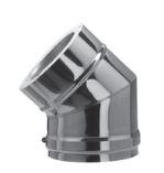 RVS/INOX  ECONORM,  25mm isolatie